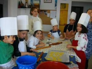 Curso de cocina infantil El Retorn