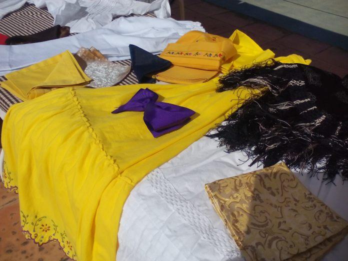 Vestimenta Payesa de mujer